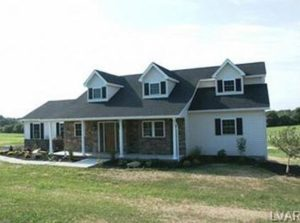 Cape Cod from S and S Custom Home Builders